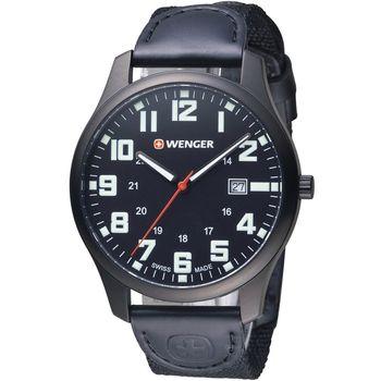 WENGER Attitude 態度系列 野營生活時尚腕錶 01.1441.114