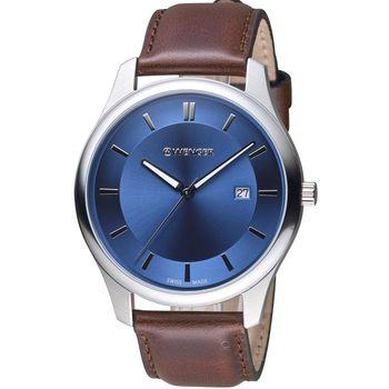 WENGER City 城市系列 經典簡約紳士腕錶 01 1441 116