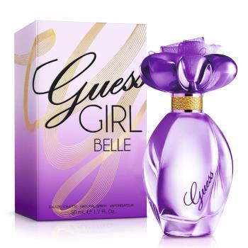 (即期品)Guess Girl 紫光女郎女性淡香水(50ml)