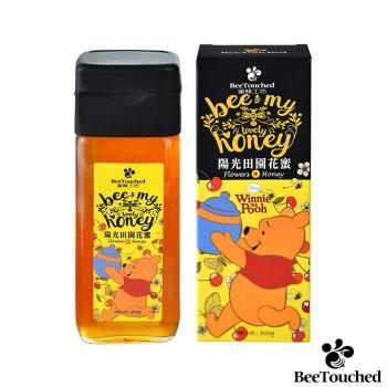 【蜜蜂工坊】迪士尼系列陽光田園花蜜700g