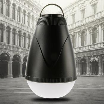 金德恩 3檔亮度 變色防雨露營燈球 內建鋰電池 氣氛燈/登山/烤肉/照明/求救 加送驅蚊掛包5包