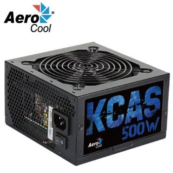 Aero cool KCAS 500W 銅牌 電源供應器