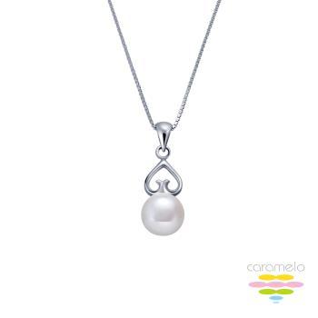 淡水珍珠項鍊/墜子 簡愛系列 彩糖鑽工坊