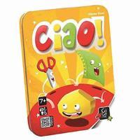 任-【 法國桌遊 Gigamic 益智遊戲 】Ciao! 剪刀石頭布