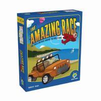 任-益智玩具 歐美桌遊 勇闖天下 The Amazing Race 中文版