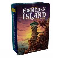 任-益智玩具 歐美桌遊 禁忌之島Forbidden Island (中文版)