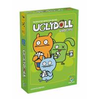 任-益智玩具 歐美桌遊 UGLYDOLL Card Game 醜娃娃 (中文版)