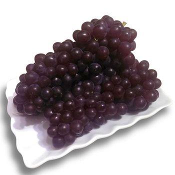 果之家 日本島根極品御用LL無籽珍珠葡萄1kg