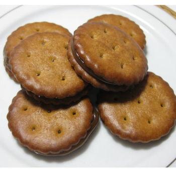 【永騰】古坑黑糖咖啡餅X5