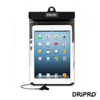 DRiPRO-iPad 平板防水袋 耳機組