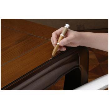 日本Nikken木製品磨傷/脫漆補色筆(暗色系)
