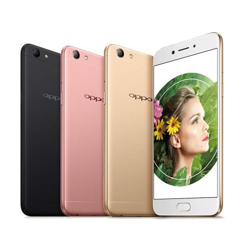 OPPO A77 (4GB/64GB) 5.5吋八核心4G LTE 自拍美顏機(贈原廠旅充組+原廠耳機+鋼化保貼+保護套)