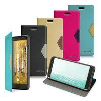GENTEN HTC U11 5.5吋 簡約守護磁力皮套