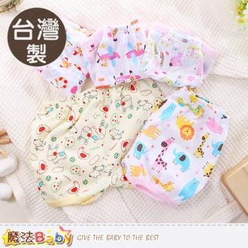 魔法Baby 女童內褲(四件一組) 台灣製女童內褲~k50413