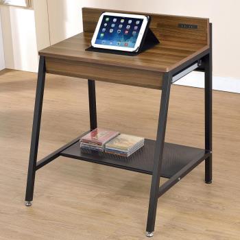 【H&D】小賈2.1尺胡桃兩用電腦桌