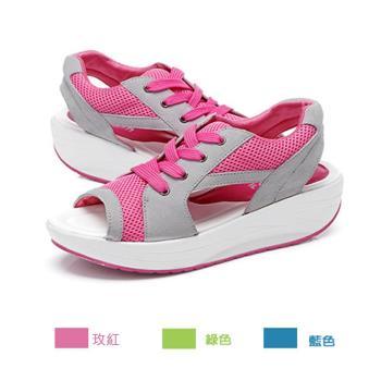 Alice 人體美學系列馬卡龍健走鞋 (預購)