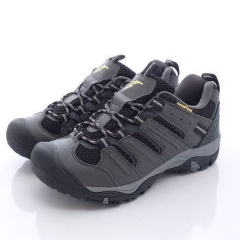 GOODYEAR-護趾寬楦越野登山鞋-MO63598灰(男款)