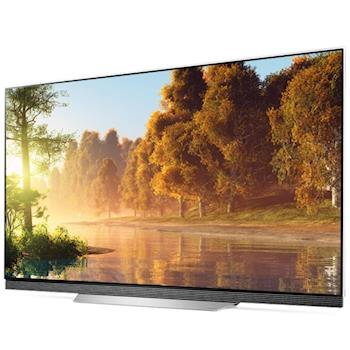 贈飛利浦55吋4K電視★LG樂金65吋自體發光極黑UHD超4K 3D OLED HDR液晶電視OLED65E7T/65E7T