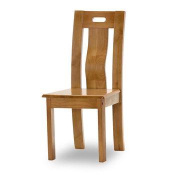 【時尚屋】[C7]維特實木餐椅(單只)C7-1022-9免組裝/免運費/餐椅