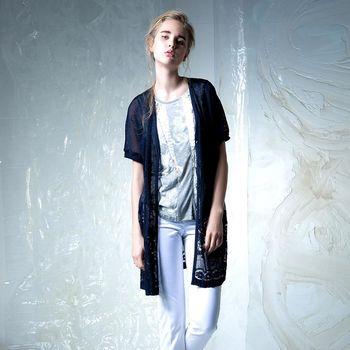 【龐吉 PANGCHI】特色造型無袖上衣(1613012-71/73)