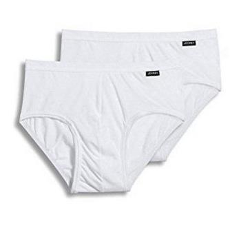 Jockey 2017男ElancePoco白色三角內著2件組(預購)