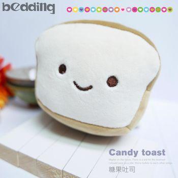 【BEDDING】滑鼠護腕墊 糖果吐司 可當居家擺設 寵物玩具 布偶