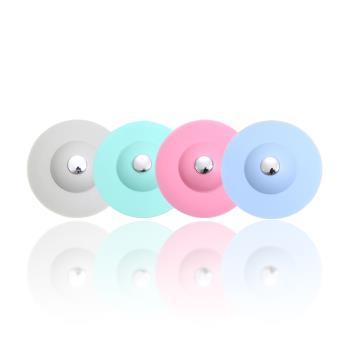 (1組2入)可開可關防臭防蟲排水孔蓋(顏色隨機)