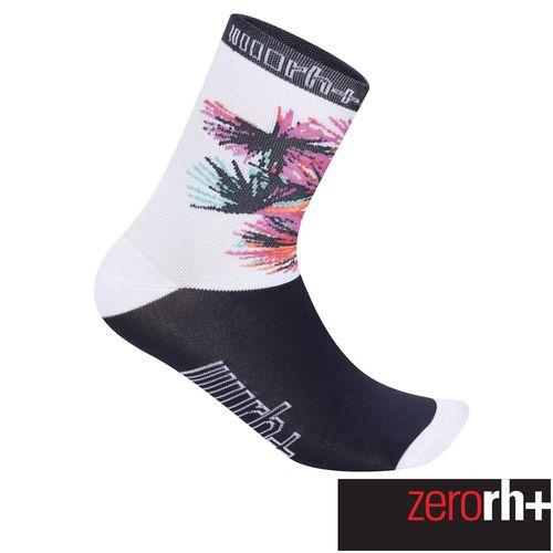 ZeroRH+ 義大利VENUS中筒運動襪(10 cm) ●白色、黑色● ECX9150