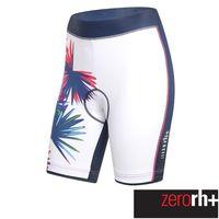 ZeroRH+ 義大利VENUS手工印花專業自行車褲 (女) ●白色、黑色● ECD0471