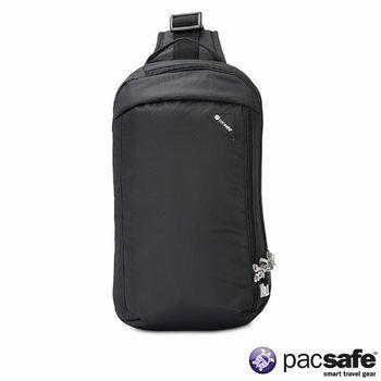 Pacsafe VIBE 325 多功能防盜斜背包(10L)(黑色)(3180)