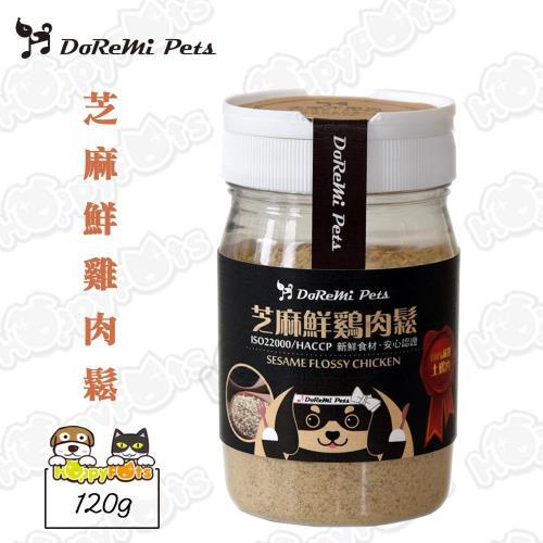 【多樂米】芝麻鮮雞肉鬆120g