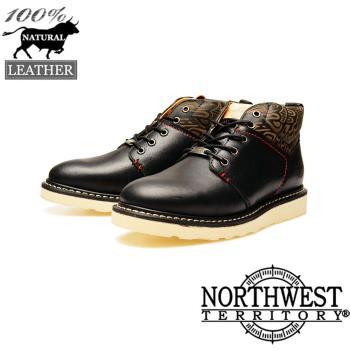 NORTHWEST (TM-5566) TATTOO固特異休閒鞋 -曜石黑