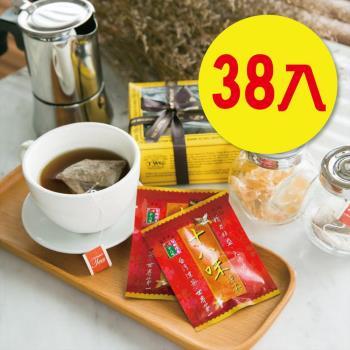 【年輕18歲】美魔女養身茶包 十八味茶38入/袋