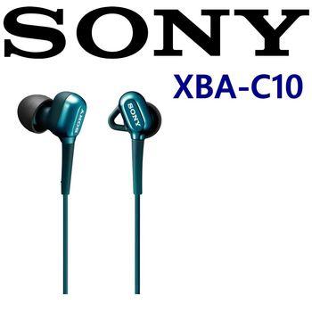 SONY XBA-C10 動鐵式單體高級耳機 4色 日本直進 保固一年