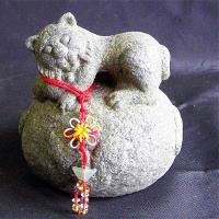 【開運陶源】秤心如意系列禮品--石塑造十二生肖.虎