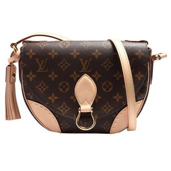 LV M41481 SAINT CLOUD經典Monogram花紋斜/肩背包