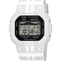 【CASIO】G-SHOCK G-LIDE 數著浪花一朵朵電波錶 (GWX-5600WA-7)