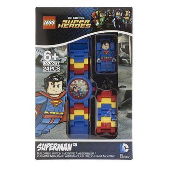 《 LEGO 樂高 》手錶系列 - 超級英雄系列 超人