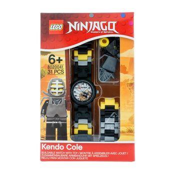 《 LEGO 樂高 》手錶系列 - 旋風忍者系列 劍神冰忍者
