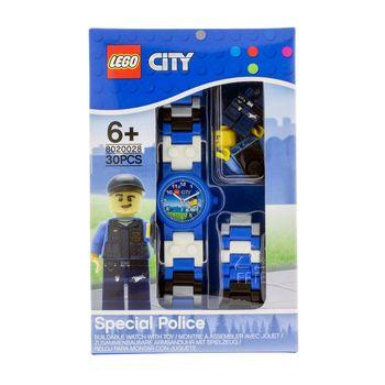 《 LEGO 樂高 》手錶系列 - 城市警察