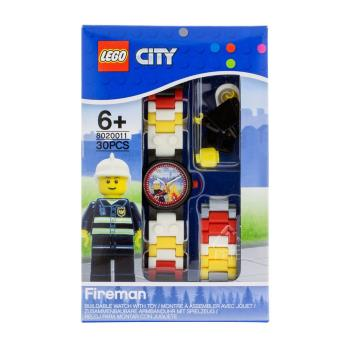 《 LEGO 樂高 》手錶系列 - 城市消防員