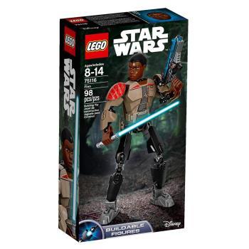 《 LEGO 樂高 》Star Wars 星際大戰系列 - Finn 芬恩 LT-75116