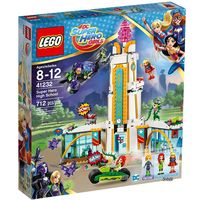 《 LEGO 樂高 》DC Super Hero Girls 超級女英雄系列 - Super Hero High School / LT-41232