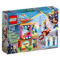 《 LEGO 樂高 》DC Super Hero Girls 超級女英雄- Harley Quinn to the rescue / LT-41231