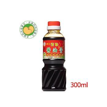 屏大薄鹽醬油膏6入(禮盒裝)300ml
