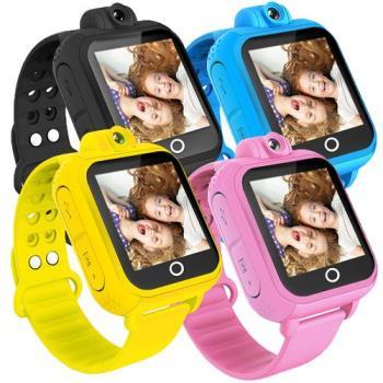 2入組 IS愛思 CW-01PLUS 3G兒童定位監控智慧手錶