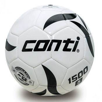 CONTI 5號PVC車縫足球 S1500-5-W