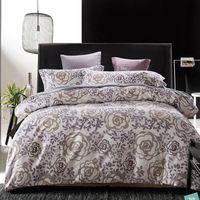 情定巴黎-夢幻公主 100%精梳純棉雙人四件式兩用被床包組