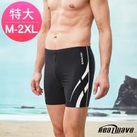Heatwave熱浪 加大男泳褲 五分褲-時尚紳358