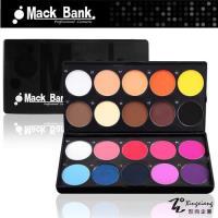 【Mack Bank】M05-01 M05-01專業眼頰彩20色組盤(形向Xingxiang 美容乙丙級)